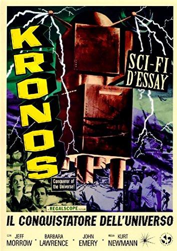 Kronos - Il conquistatore dell'universo