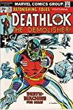 img - for Astonishing Tales Featuring Deathlok The Demolisher #26 book / textbook / text book