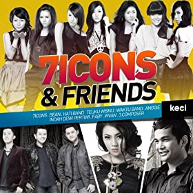 cinta 7 susun 7 icons from the album 7 icons friends october 8 2013 ...