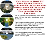 The Insider's Earn More Money, Marketing and Inner Game for Portable MP3 Players On-line Businesses 3 CD Power Pack