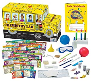 The Magic School Bus - Chemistry Lab by The Young Scientists Club, LLC