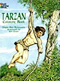 Tarzan Coloring Book (Dover Classic Stories Coloring Book) (0486403599) by Burroughs, Edgar Rice