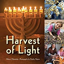 Harvest of Light Audiobook by Allison Maile Ofanansky Narrated by  Intuitive