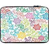 "Snoogg 14"" Inch To 14.5"" Inch To 14.6"" Inch Laptop Notebook Slipcase Sleeve Soft Case Carrying Case For Macbook..."