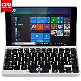 LANRUO GPD Pocket 7 Inch Aluminum Shell Mini Laptop UMPC Windows 10 System CPU x7-Z8750 8GB/128GB