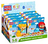 Mega Bloks First Builders Block Buddies Fig Tray Classic