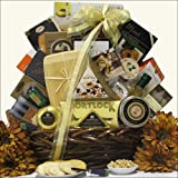 The Connoisseur: Gourmet Cheese Gift Basket