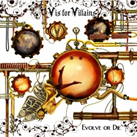 V is for Villains - Evolve or Die