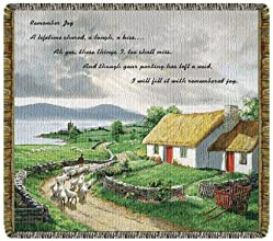 Remembered Joy Tapestry Throw