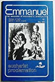 img - for Emmanuel, For Your Eucharistic Spirituality, Volume 89 Number 4, May 1983 book / textbook / text book