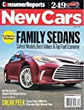 img - for Consumer Reports New Cars / Family Sedans 2016 book / textbook / text book