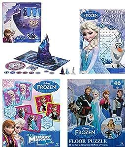 Amazon Com Ultimate Disney Frozen Game Bundle Disney