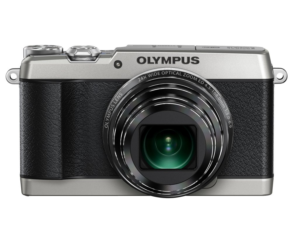Digital Cameras OLYMPUS STYLUS SH1 SILVER 16MPIXLES