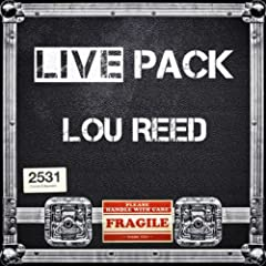 Live Pack - Lou Reed