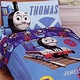 Thomas Train RR Crossing Toddler Comforter Sheets Set