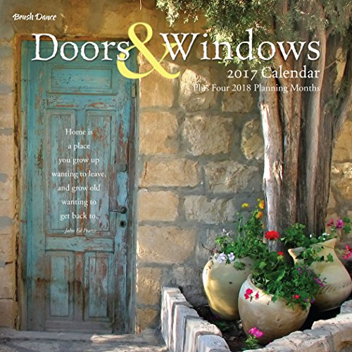 Doors & Windows 2017 Calendar