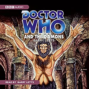 Doctor Who and the Daemons Audiobook