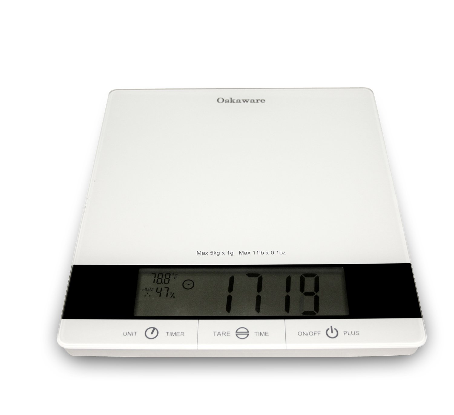 Oskaware High Quality Multifunctional Kitchen Food Scale
