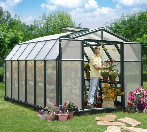 Hobby Gardener Greenhouse 8'6
