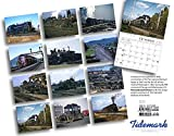 Pennsylvania Railroad 2016 Calendar 11x14