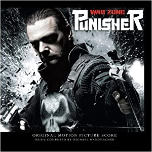Punisher War Zone: Original Motion Picture Score