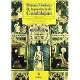 Historia moderna de la provincia de Guadalajara