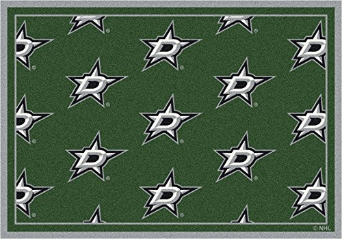 Dallas Stars NHL Repeat Team Area Rug 10'9