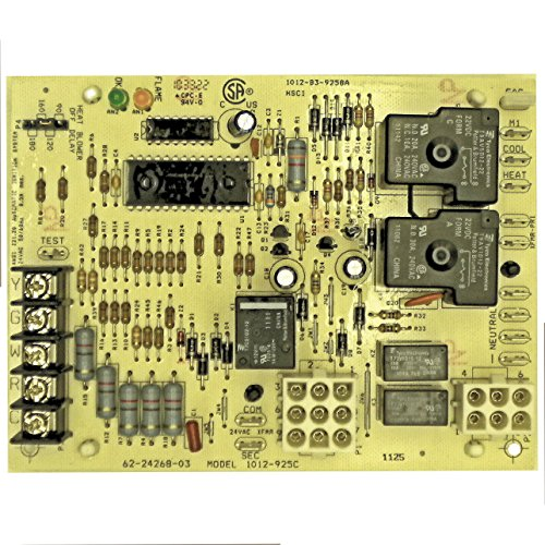 FURNACE IGNITION CONTROL BOARD ONETRIP PARTS® DIRECT REPLACEMENT FOR RHEEM RUUD WEATHERKING 62-24268-03