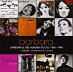 Barbara : L'integrale des albums stud...