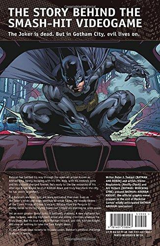Batman Arkham Knight HC at Gotham City Store