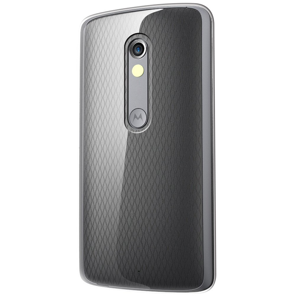 Moto X Play  Hybrid Clear Case