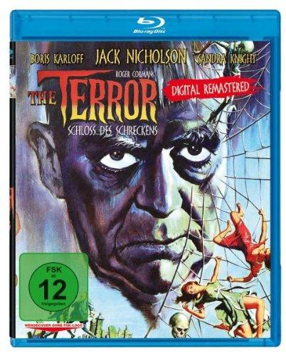 The Terror - Schloss Des Schreckens (Digital Remastered) [Blu-Ray]