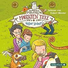 Voller Löcher! (Die Schule der magischen Tiere 2) Hörbuch von Margit Auer Gesprochen von: Robert Missler