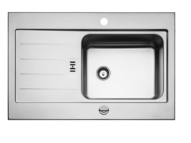 waterstation® cubase. Einbauspüle, Edelstahl  BaumarktKritiken und weitere Informationen