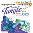 Time to Tangle with Colors (Design Originals)