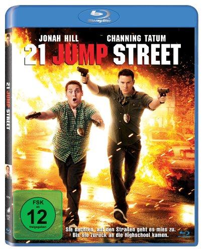 21 Jump Street [Blu-ray]