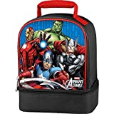 Thermos Avengers Boy's Dual Compartment Dome Lunch Kit