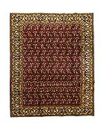 Navaei & Co. Alfombra Persian Tabriz Rojo/Multicolor 278 x 196 cm