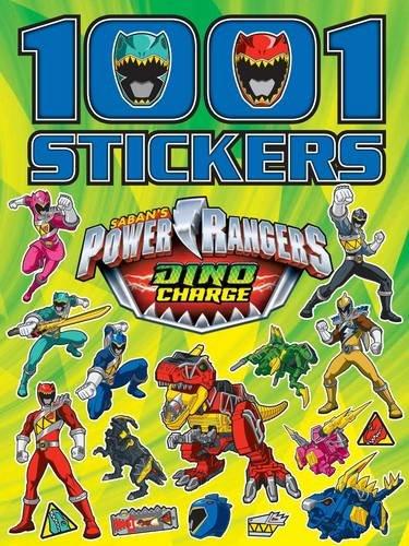 Power Rangers 1001 Stickers