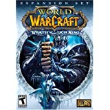 World of Warcraft: Wrath of the Lich King Expansion Pack ~ Blizzard Entertainment