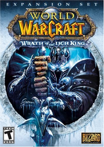 World of Warcraft: Wrath of the Lich King - Expansion Pack (PC)