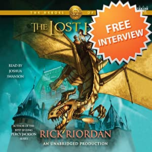 An Interview with Rick Riordan | [Rick Riordan]