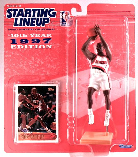 1997 Kenny Anderson NBA Starting Lineup