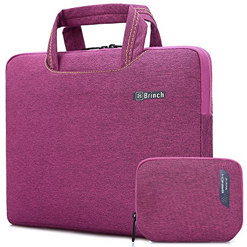 Brinch 15, 15.6-Inch Waterproof Laptop Case Bag with Handle