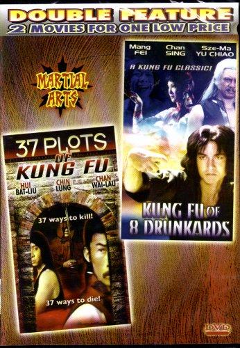 37 Plots of Kung Fu+Kung Fu of 8 Drunkards