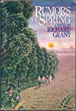 Rumors of Spring (A Bantam spectra book) (0553051903) by Grant, Richard