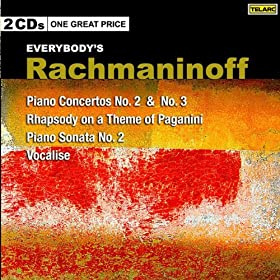 Rachmaninoff: Concerto No. 2 in C minor: I. Moderato