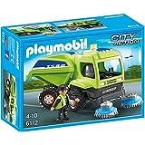 Playmobil - Coche de limpieza de calles (6112)