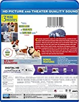 The Secret Life of Pets (Blu-ray + DVD + Digital HD) by Universal Studios Home Entertainment