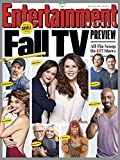 Entertainment Weekly- Fall TV Preview